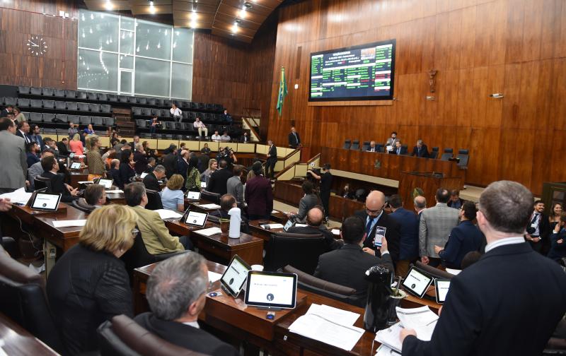 Assembleia aprova PL que moderiza Código do Meio Ambiente do RS.