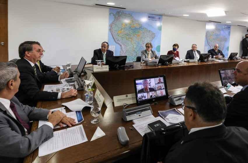 Coalizão Indústria discute situação do setor produtivo com Bolsonaro