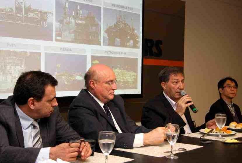 Investimentos navais criam oportunidades à Construção Civil