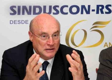 Presidente do Sinduscon-RS apresentou desempenho do setor e projeções