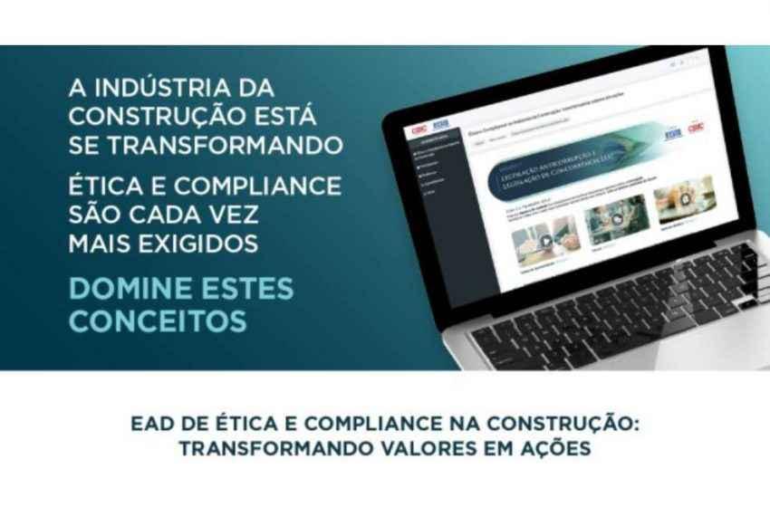 Sinduscon-RS tornou-se um multiplicador em Ética & Compliance