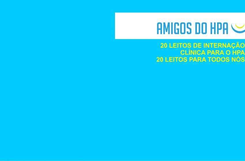 """Sinduscon-RS apoia ação dos """"Amigos do Hospital Porto Alegre"""" no enfrentamento da COVID"""