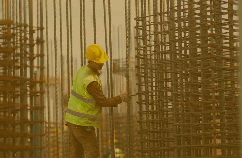Aumento dos preços de insumos é o grande desafio da construção