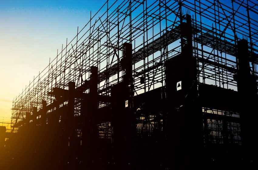 Construção civil tem melhor desempenho em julho de 2021
