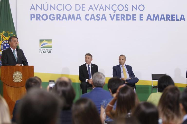 Programa Casa Verde e Amarela anuncia avanços para facilitar acesso ao financiamento habitacional